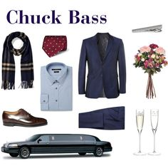 """""""Chuck at prom"""" by yiwen-wu on Polyvore"""