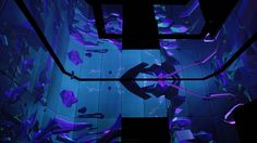Andy Nicolas Fischer (DL) Generative 360° realtime audiovisual installation & WebGL interweb experience http://anf.nu/thoughts-of-rome
