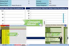 Sim Administrasi Guru - Jurnal Mengajar di Sekolah dengan Ms. Excel