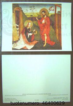 Jésus apparaissant à Marie Madeleine, LOCHNER