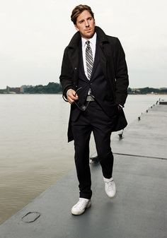 Henrik Lundqvist || one of the world top-ten best dressed NHL-player due to Vanity Fair▪️