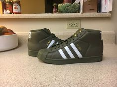 5eef5069d2be9 ADIDAS ORIGINALS PRO MODEL OLIVE CARGO WHITE GOLD MENS SIZE SNEAKERS AC7067   fashion  clothing  shoes  accessories  mensshoes  athleticshoes (ebay link)