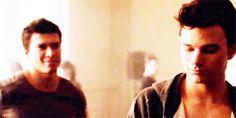Chris Colfer is my favorite