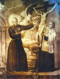 St. Paul of the Cross, Confessor - S. Pauli a Cruce Confessoris