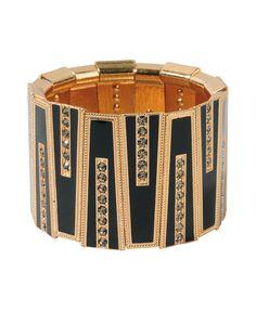 Rhinestoned Geo Bracelet   FOREVER21 - 1000048022