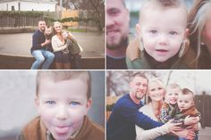 Cute family session from Jenni Marie Photography of Sturgis, MI