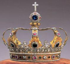 Royal crown of Bavaria 1807