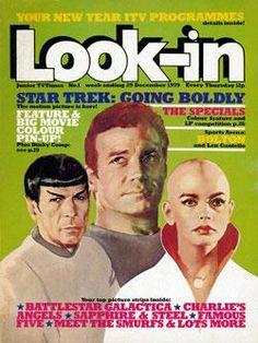 December 1979, Star Trek The Motion Picture.