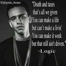 Logic Quotes Entrancing Logic Is My Role Modelfavorite Rapper Me  Pinterest  Role . Review