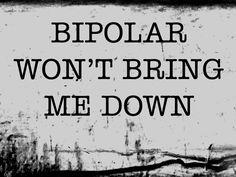Stay strong. #bipolar Bipolar Disorder