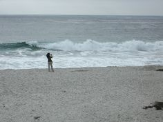 Ocean, Monterey  Moira Buzzolani Art