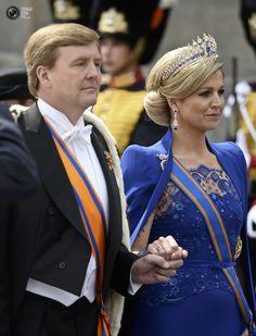 Hollands Queen Beatrix Abdicates, King Willem Alexander Sworn In