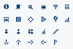 OpenView Corporate Identity, Brand Identity, Minimal Web Design, Glyph Icon, Custom Icons, Branding, Poster S, Graphic Design Projects, Pictogram