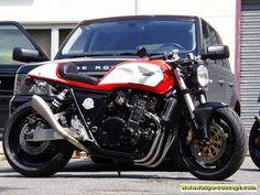 RocketGarage Cafe Racer: HONDA CB1000 by Raspo Custom Garage