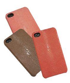 BG Shagreen iPhone Case