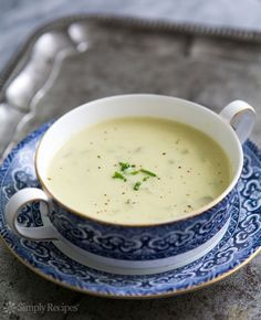 Cream Of Celery Soup Recipe With Chicken.Cream Of Celery Soup Recipe Food Network Kitchen Food . Creamy Chicken And Wild Rice Soup Cooking Classy. Celery Recipes, Chicken Soup Recipes, Puree Soup Recipes, Korma, Biryani, Cream Of Celery Soup, Pureed Soup, Simply Recipes, Gourmet