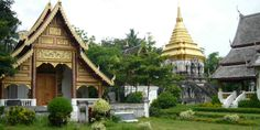 Chiang Mai, the former seat of the Lanna kingdom, is renowned for its temples and has been on the southeast Asia backpackers' trail for decades.