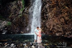 Franklin Falls Maternity Photos // Taylor & Tyler » Tacoma Seattle Wedding Photographer