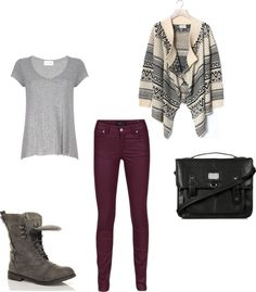 Winter Outfit Idea 3
