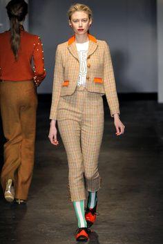 House of Holland Fall 2011 Ready-to-Wear Fashion Show - Kelli Lumi
