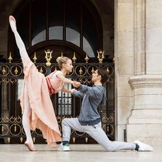 Lena and max Paris Photography, Dance Photography, Ballet Shows, France 4, Michael Trevino, The Next Step, British Actresses, Film Serie, Wattpad