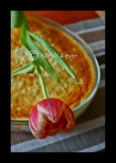 Rise souffle with curd - main course - Ryžový nákyp
