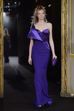 See the Alexis Mabille spring/summer 2015 couture show