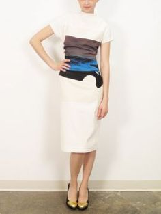 Rachel Comey Julep Collage Dress - Shop Sale - Product Detail - Les Nouvelles