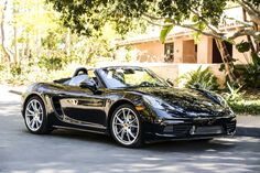 Rancho Santa Fe, California allows its customers for a self drive Porsche program and would give you the keys to take it for a spin around the city in it.