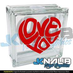 Hey, I found this really awesome Etsy listing at https://www.etsy.com/listing/174216036/love-valentines-day-kraftyblok-glass