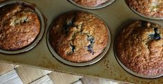 Everyday Reading - Practical Family Living for Book Loving Parents: Blueberry Banana Muffins, or, The Muffins I've Made 1000 Times