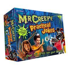 BARGAIN Mr Creepy Magic Practical Jokes JUST £6.89 At Amazon - Gratisfaction UK Bargains #bargains #kids