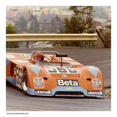 #eristondelli, 1972, macchina sponsorizzata da #betautensili