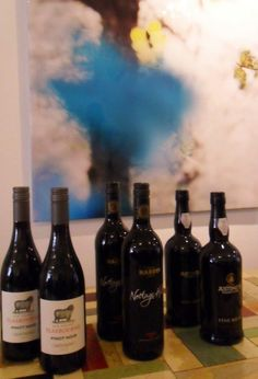 Reis om de wereld in wijn en spijs - Gereons Keuken Thuis