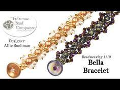 Bella Bracelet (DIY Tutorial) - YouTube