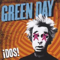 album cover art: green day - ¡dos! [2012]
