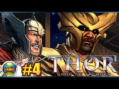 Thor God of Thunder DS parte 4 Asgard