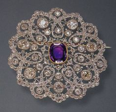 """Black Hills Gold Vintage creativemuggle: """"exquisite platinum (and diamond) Edwardian brooch. Jewelry Stores Near Me, Jewelry For Her, Boho Jewelry, Jewelery, Silver Jewelry, Jewelry Design, Silver Ring, Fine Jewelry, Jewelry Rings"""