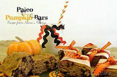Homespun With Love: Paleo Pumpkin Bars