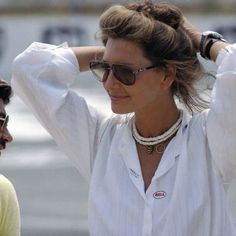 Marlene Lauda, how is this hairstyle called & how is it done?? I love it!