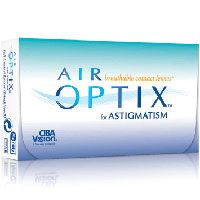 Buy air optix for astigmatism Ciba Visioncontact lenses online at affordable prices from LensesDirect.co.in, one of the largest online contact lenses retailers in India.