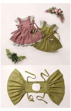 Doll Clothes Patterns, Sewing Clothes, Clothing Patterns, Diy Clothes, Dress Patterns, Apron Patterns, Sewing Patterns, Sewing Coat, Clothes Refashion