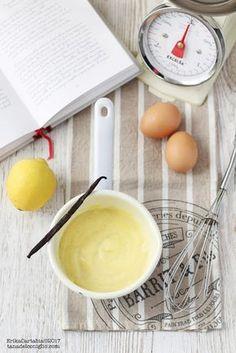 La tana del coniglio: Crema pasticcera