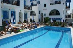 Pension Irene Naxos Chora, Greece pool 300 metres from beach Hotel Deals, Santorini, Irene, Travel Destinations, Island, Beach, Outdoor Decor, Hotels, Club