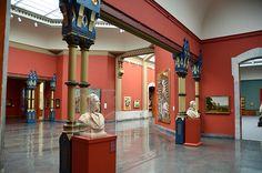 Pennsylvania Academy of the Fine Arts, Philadelphia (architects Frank Furness and George W. Hewitt)