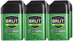 Brut Deodorant Round Solid 25 Ounces Pack of 6 *** Want to know more, click on the image.