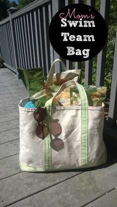 Beach Bag Essentials for Swim Team Moms | MomTrends #sponsored by @CVS_Extra