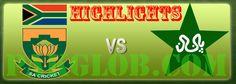 Highlights of Pakistan vs South Africa 1st t20 13 November 2013