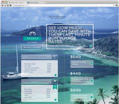 An exotic website theme ready to put your travel agency on the map.