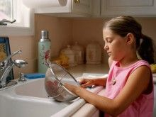 Can-Do Kids' Chores   Parents: 8, 9 and 10 year olds can do all of following: